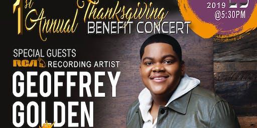 Geoffrey Golden Benefit Concert at Israel CME