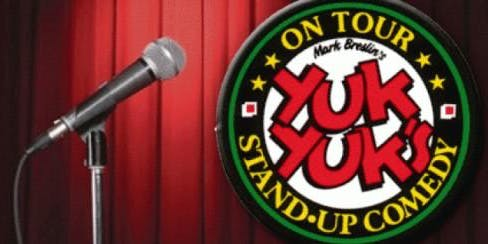 OCTOBER 18: Yuk Yuk's Comedy Night at Upper Thames Brewing Company