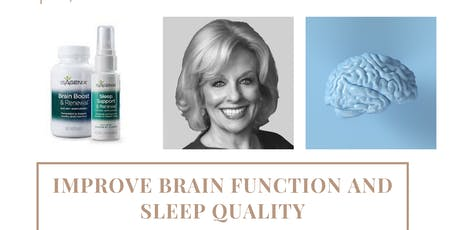 Improve Brain Function and Mental Focus tickets