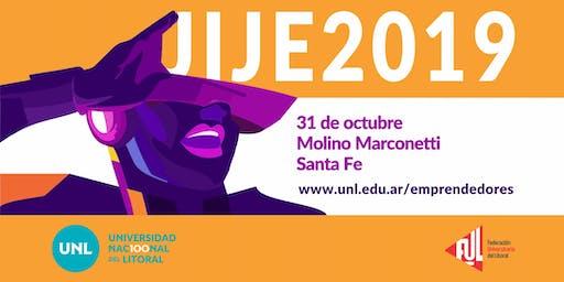Jornada Internacional de Jóvenes Emprendedores - UNL