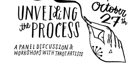 TAROT TALK: unveiling the process tickets