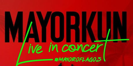Mayorkun Concert - Live in London tickets