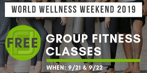Fit Factory Braintree: World Wellness Weekend