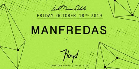 Manfredas by Link Miami Rebels tickets