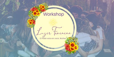 Workshop - Luzir Feminino ingressos