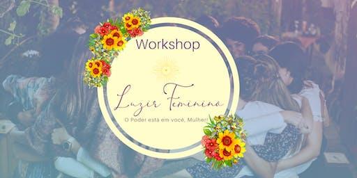 Workshop - Luzir Feminino