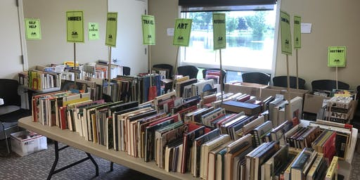Friends of the Lyon Township Public Library Book Sale