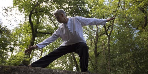 The Ancient Key to Vibrant Health - Free Qigong (Chi Kung) Talk & Workshop