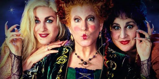 Cinema in the Cemetery- Hocus Pocus