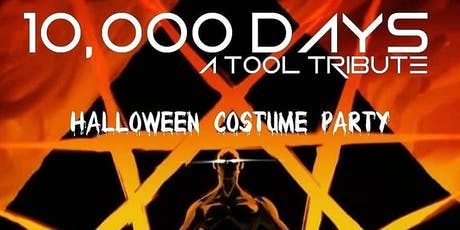 10,000 DAYS: A Tribute To Tool w/ Evil Empire tickets