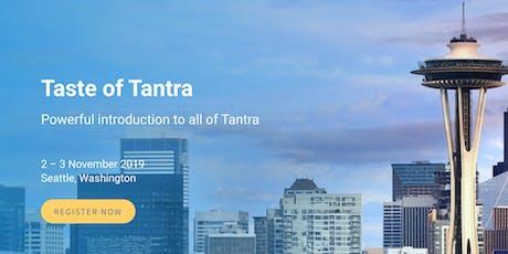 Taste of Tantra Seattle tickets