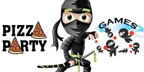 Ninja Nite (Parents night out) tickets