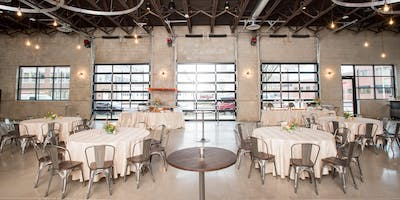 Saz's Holiday Party Venue Tour - South Second