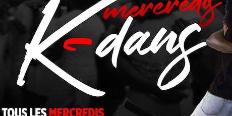 Mercredis K-Danse Wednesdays tickets