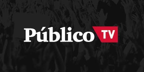 Público TV remunerado entradas