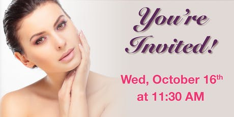 MedVSpa Scarlet RF Micro-needling Lunch & Learn Event tickets