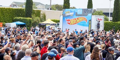 Hot Wheels Legend Tour Coming to a Fresno Walmart