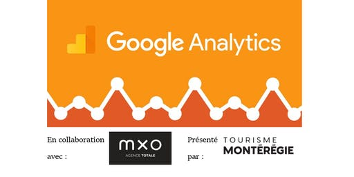Formation - Google Analytics 101 - Vaudreuil-Dorion