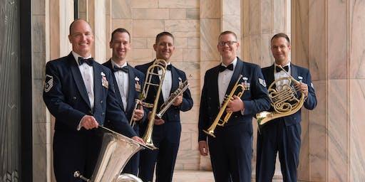 USAF Offutt Brass in McCook, Nebraska