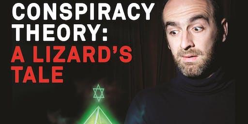Marlon Solomon's - CONSPIRACY THEORY: A LIZARD'S TALE