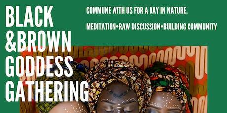 Black&Brown Goddess Gathering Meditation Meet-Up tickets