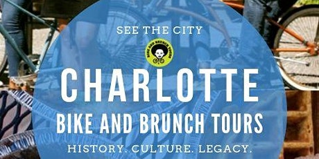 Bike & Brunch Tours: Charlotte! tickets