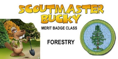 Forestry Merit Badge - 2020-02-15 - Saturday AM - Scouts BSA