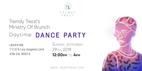 Ministry Of Brunch Day Party tickets