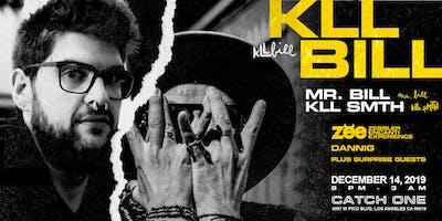 soundXperiment 006LA | kLL Bill x Mr. Bill x kLL sMTH x ZEE