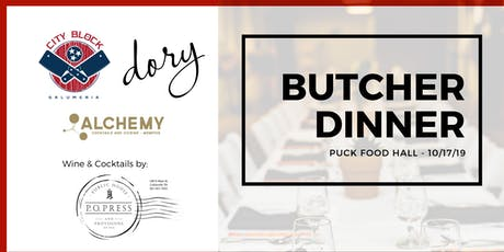 Butcher Collaboration Dinner Ft. Nick Scott, Dave Krog, and Franck Oysel tickets