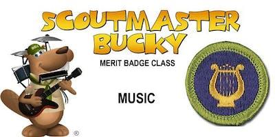 Music Merit Badge - 2020-02-15 - Saturday AM - Scouts BSA