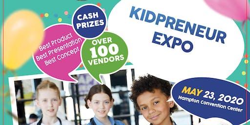 Kidprenuer Expo of Hampton Roads