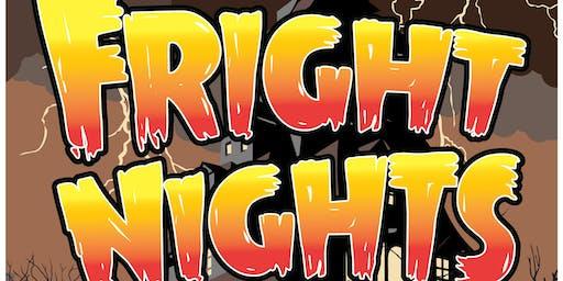 Maitland Fright Night Haunted House Volunteers