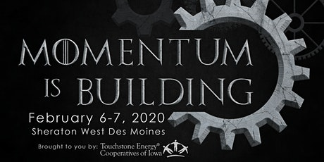 Momentum is Building 2020 tickets