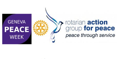 Geneva Peace Week - Activate Positive Peace within your Community tickets