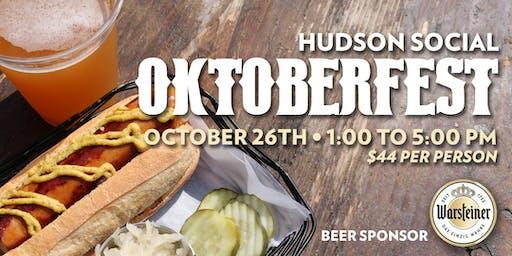Oktoberfest at Hudson Social