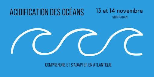 Forum sur l'acidification des océans