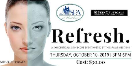 SkinCeuticals Event tickets