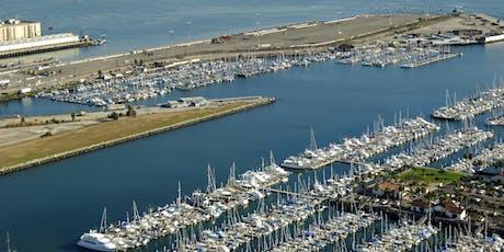 FBC of LA and Huntington Beach- Ticket Giveaway for LA Harbor Boat Show tickets