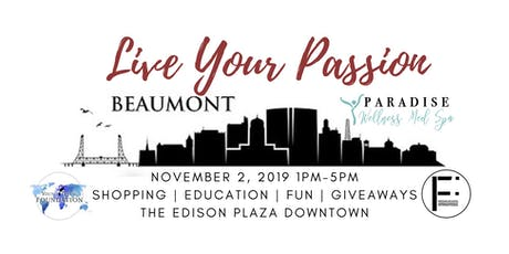Live Your Passion Rally - Beaumont tickets