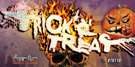 TRICK R TREAT ~ Canada's Largest ALL AGES Halloween Celebration! | #TRT19 tickets