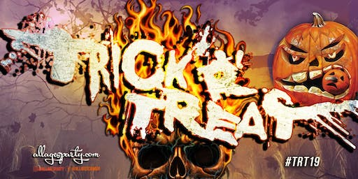 TRICK R TREAT ~ Canada's Largest ALL AGES Halloween Celebration! | #TRT19