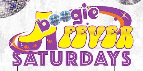 Boogie Fever Saturdays tickets