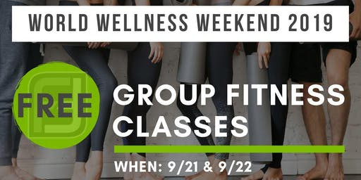 Fit Factory N. Attleboro: World Wellness Weekend