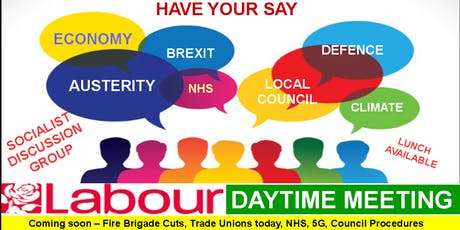 Politics in the Pub (Socialist discussion group) - DAYTIME EVENT tickets