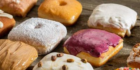 Wine and Donut Pairing tickets