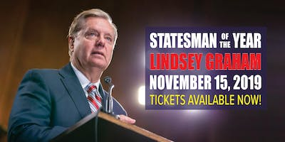 Statesman of the Year 2019 Dinner Honoring Senator Lindsey Graham