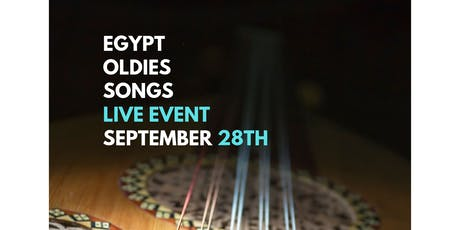 Egyptian Oldies Delight tickets