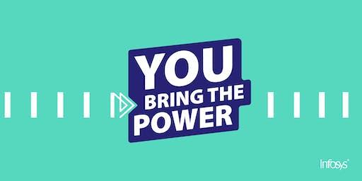 You Bring The Power: Full-Stack Developer Hiring Event, Phoenix