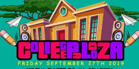 COLLEGE FRIDAYS @ BELASCO 18+ / COLLEGE PALOOZA / EVERYONE FREE until 1030 tickets